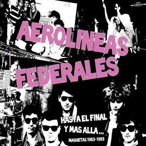 portada del disco Hasta el Final y más Allá (Demos 1983 - 1993)