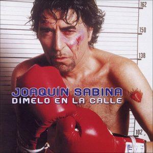 portada del disco Dímelo en la Calle