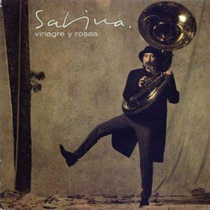 portada del disco Vinagre y Rosas