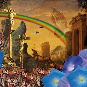 portada del disco Ansaldo Tropical