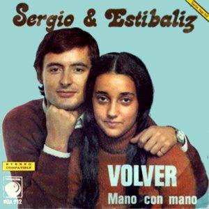 portada del disco Volver