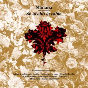 portada del disco Se Acabó la Rabia