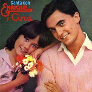 portada del disco Canta con Enrique y Ana