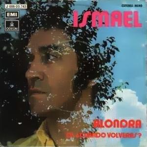 portada del disco Alondra