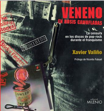 """imagen del post """"VENENO EN DOSIS CAMUFLADAS"""", DE XAVIER VALIÑO"""