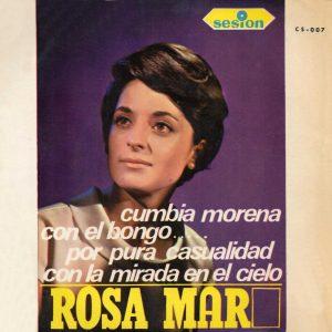 portada del disco Cumbia Morena / Con el Bongó / Por Pura Casualidad / Con la Mirada en el Cielo
