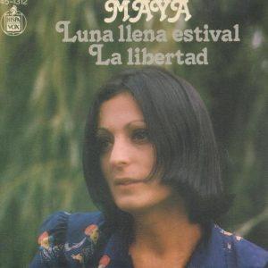 portada del disco Luna Llena Estival / La Libertad