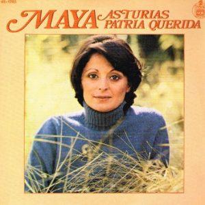 portada del disco Asturias Patria Querida