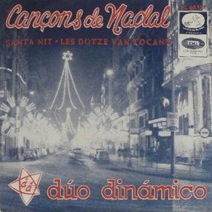 portada del disco Cançons de Nadal