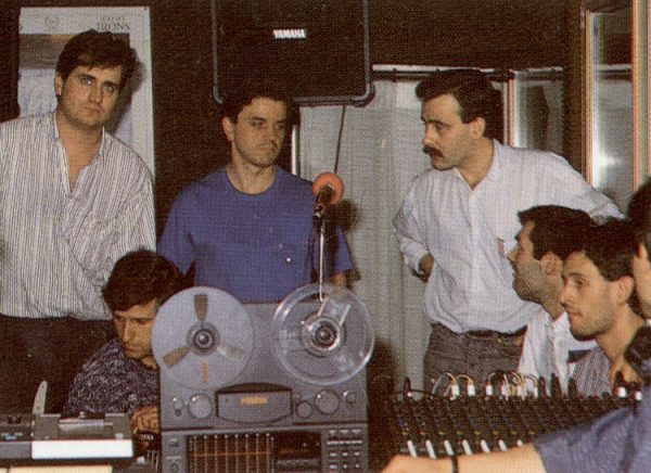 foto del grupo imagen del grupo Bajo En Nicotina