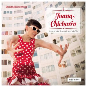 portada del disco Juana Chicharro