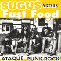 portada del disco Ataque Punk-Rock