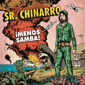 portada del disco ¡Menos Samba!