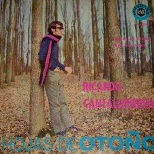 portada del disco Hojas de Otoño