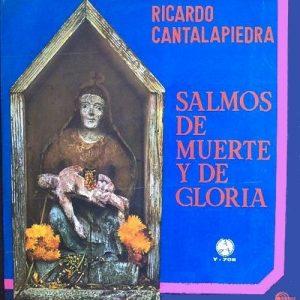 portada del disco Salmos de Muerte y Gloria