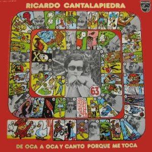 portada del disco De Oca a Oca y Canto Porque me Toca