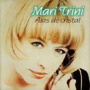 portada del disco Alas de Cristal
