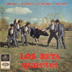 portada del disco Larga Calle / El Cochecito / Tú Eres Bonita / Aquel Amor