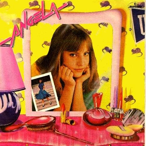 portada del album Ángela