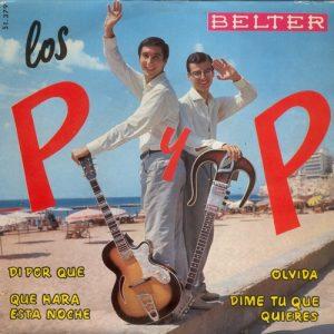 portada del disco Di Por Qué