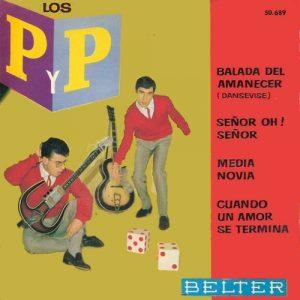 portada del disco Balada del Amanecer / Señor, oh mi Señor / Media Novia / Cuando el Amor se Termina