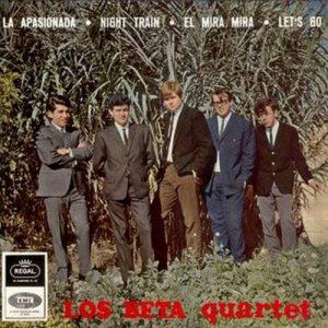 portada del disco La Apasionada / Night Train / El Mira Mira / Let's Go