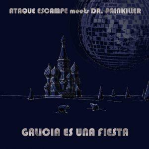 portada del disco Galicia es Una Fiesta
