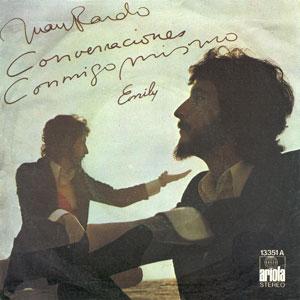 portada del disco Conversaciones Conmigo Mismo