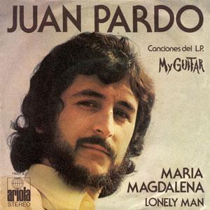 portada del disco María Magdalena