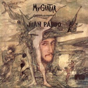 portada del disco My Guitar Versión en Español