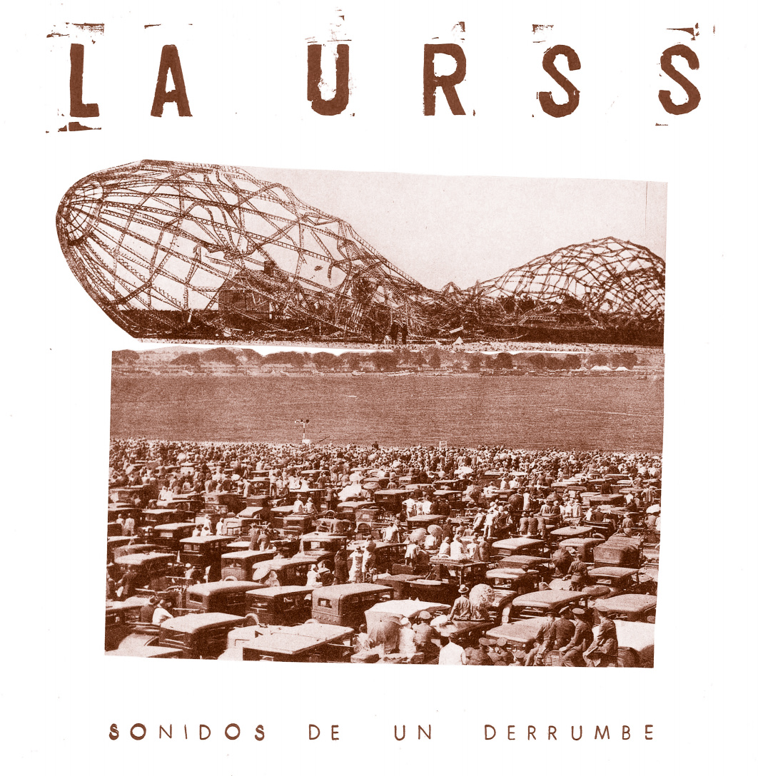 portada del disco Sonidos De Un Derrumbe