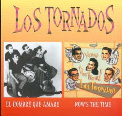 portada del album El Hombre que Amaré + Now's the Time