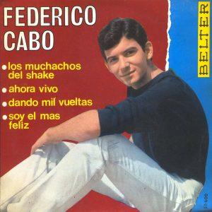 portada del disco Los Muchachos del Shake / Ahora Vivo / Dando Mil Vueltas / Soy el Más Feliz