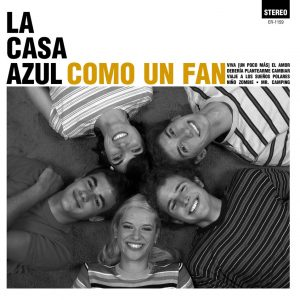portada del disco Como Un Fan (extended reedition)