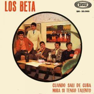portada del disco Cuando Salí de Cuba / Mira si Tengo Talento