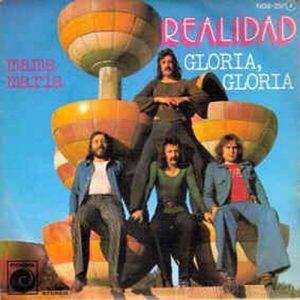 portada del disco Gloria, Gloria
