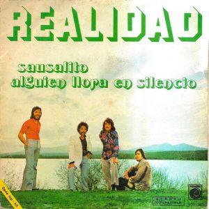 portada del disco Sausalito / Alguien Llora en Silencio