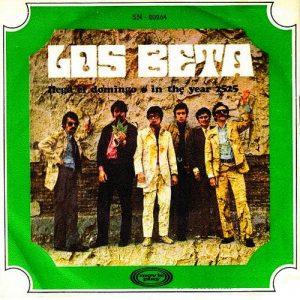 portada del disco Llega el Domingo / In the Year 2525