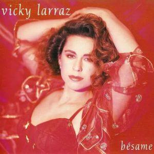 portada del disco Bésame