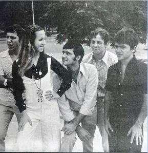 foto del grupo Ethel y los Drakers