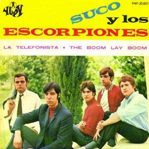 portada del disco La Telefonista / The Boom Lay Boom
