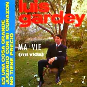 portada del disco Ma Vie (Mi Vida)