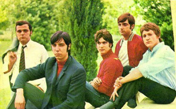 foto del grupo imagen del grupo Suco y Los Escorpiones