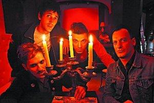 foto del grupo imagen del grupo Lobo Eléctrico