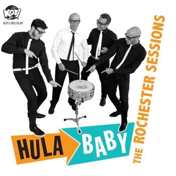 portada del disco The Rochester Sessions