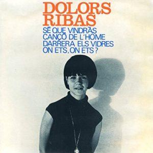 portada del disco Dolors Ribas
