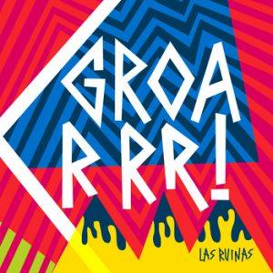 portada del disco Groarrr!