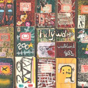portada del disco Wasteland