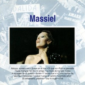 portada del disco Massiel