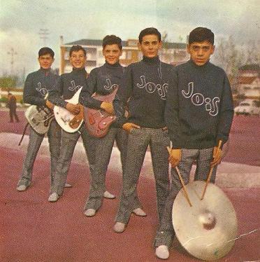 foto del grupo imagen del grupo Los Jois